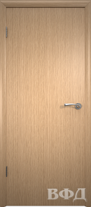 Межкомнатная дверь «Соло» 1ДГ1 светлый дуб