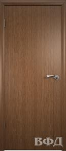 Межкомнатная дверь «Соло» 1ДГ3 орех