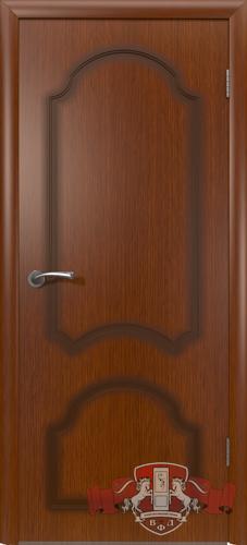 Межкомнатная дверь «Кристалл» 3ДГ2 макоре