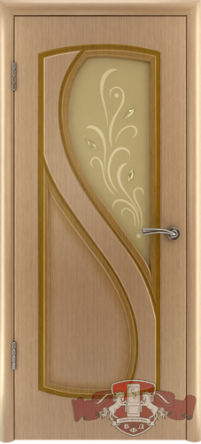 Межкомнатная дверь «Грация» 10ДО1 светлый дуб