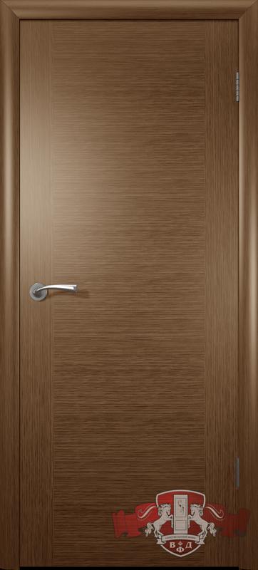 Межкомнатная дверь «Рондо» 8ДГ3 орех