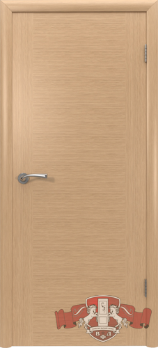 Межкомнатная дверь «Рондо» 8ДГ1 светлый дуб