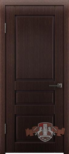 Межкомнатная дверь «Честер» 15ДГ7  темный венге