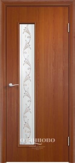 Межкомнатная дверь из экошпона Тип С-22 Х Вьюн