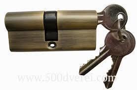 Цилиндр ключ-ключ