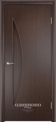 Межкомнатная ламинированная дверь Тип С-6 ДГ