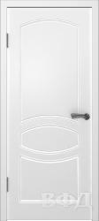 Межкомнатная дверь «Родена» 23ДГ0 белая эмаль