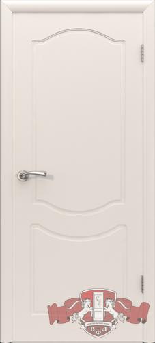 Межкомнатная дверь «Классика» 2ДГ0 белая эмаль