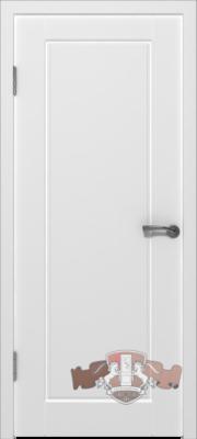 Межкомнатная дверь «Порта» 20ДГ0 белая эмаль