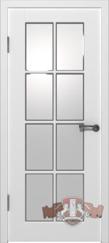 Межкомнатная дверь «Порта» 20ДО0 белая эмаль