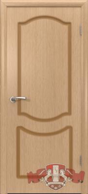 Межкомнатная дверь «Классика» 2ДГ1 светлый дуб