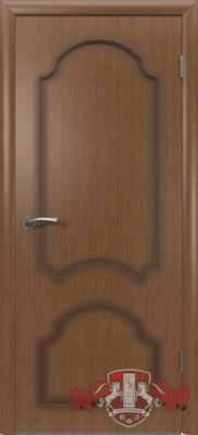 Межкомнатная дверь «Кристалл» 3ДГ3 орех