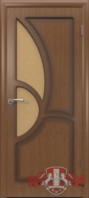 Межкомнатная дверь «Греция» 9ДО3 орех