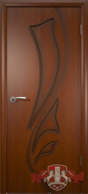 Межкомнатная дверь «Лилия» 5ДГ2 макоре