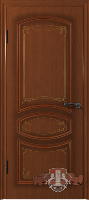 Межкомнатная дверь «Версаль» 13ДГ2 макоре