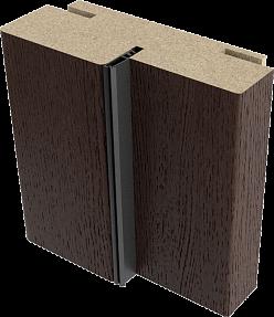 Коробка 74х38х2070 телескоп  (Экошпон)
