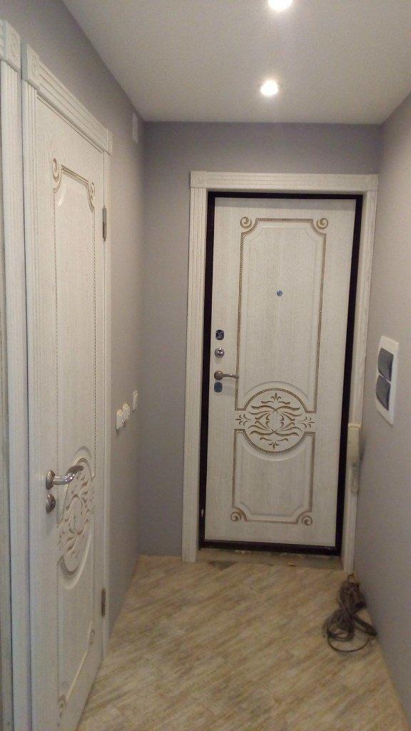 """Накладка на металлическую дверь """"Богема"""""""
