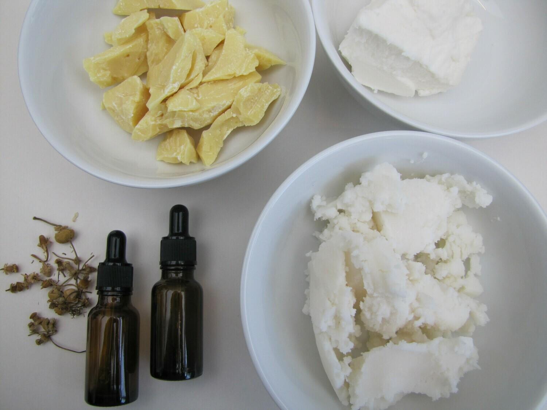 Bath Bomb & Body Butter Workshop GIFT VOUCHER