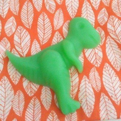 Tyrannosaurus dinosaur All Over Soap 40g- Vegan