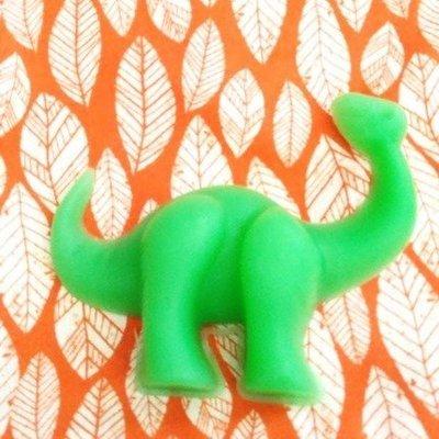Brontosaurus dinosaur All Over Soap 40g- Vegan