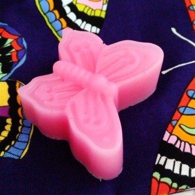 Butterfly All Over Soap 50g- Vegan