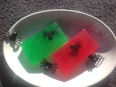 Spider in my Soap! 15g