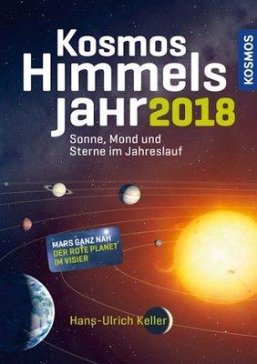 Kosmos Himmelsjahr 2018, Hans-Ulrich Keller