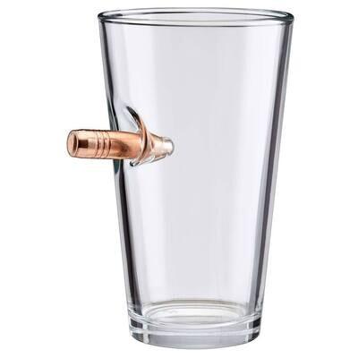 .50 Cal. BMG Pint Glass