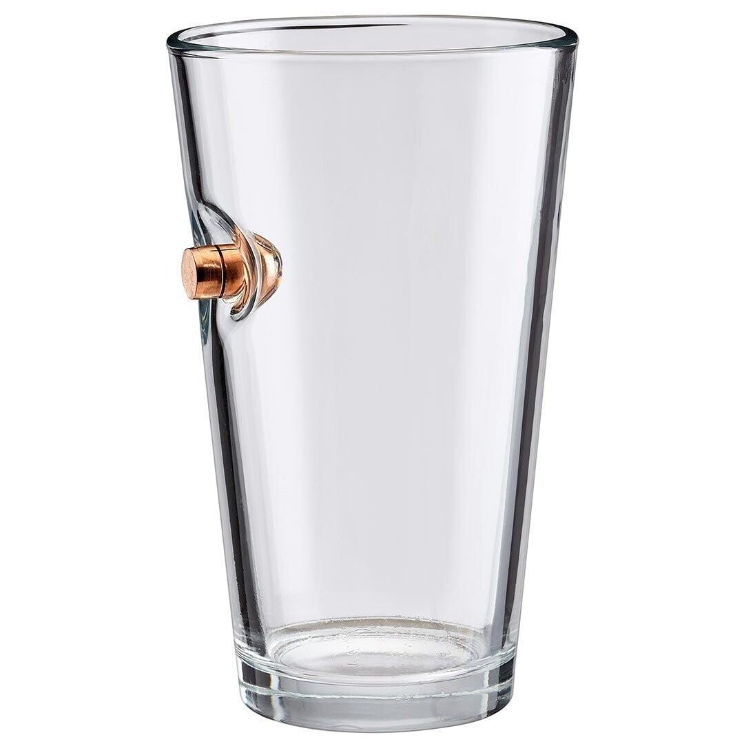 .45 ACP Pint Glass