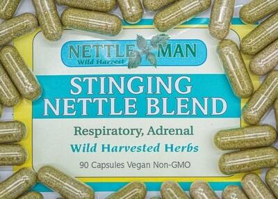 Nettle Blend Capsules (60 count)