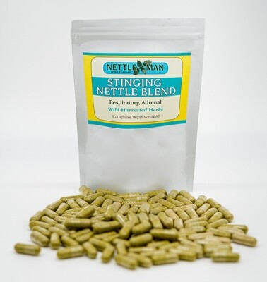 Nettle Blend Capsules (90 Count)