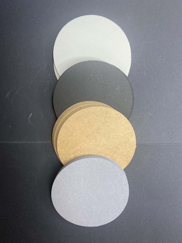 60 Round Tiles Variety Packs