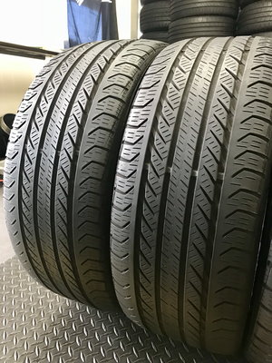 2 USED 225/45R18 Continental PRO CONTACT GX SSR 5/32