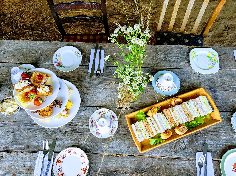 Afternoon Tea Picnic Box