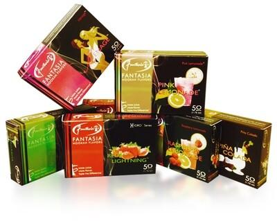 Fantasia brand Shisha 50g