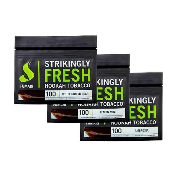 Fumari brand shisha 100g