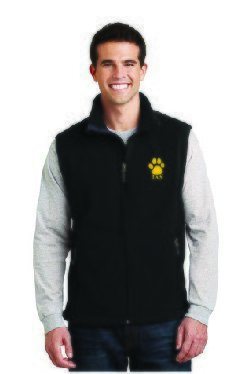 Fleece Vest - Youth/Adult/Womens