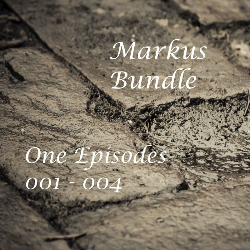 Markus Bundle 1: 4 for $4.00 Episodes 001 - 004, e-copy
