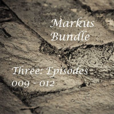 Markus Bundle 3: 4 for $4.00 Episodes 009 - 012, e-copy