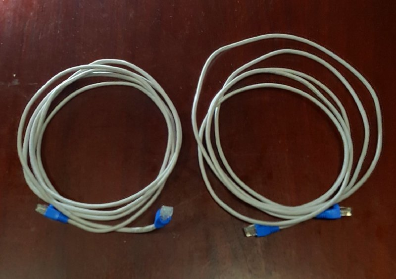 Custom network computer cables