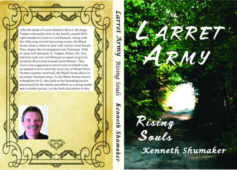 Larret Army: Rising Souls, paperback
