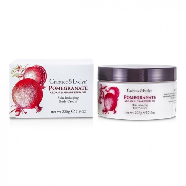 POMEGRANATE & ARGAN BODY CREAM