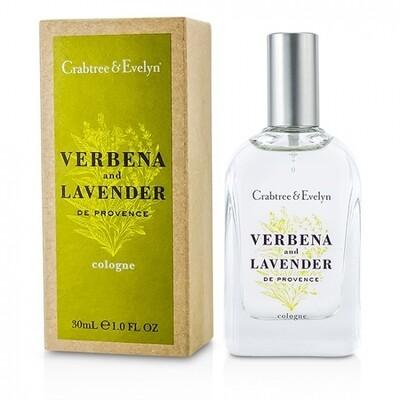 VERBENA AND LAVENDER COLOGNE