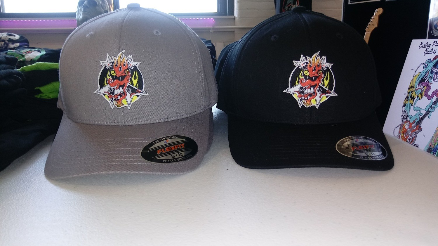 Mr Flame Hats