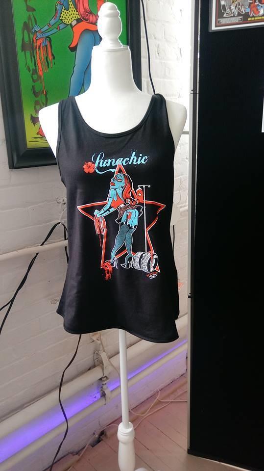 Luna Chic Girls Shirt   small,med,lg.xl