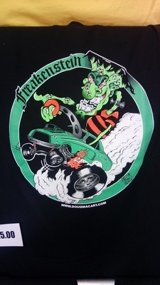 Freakenstein Mustang T-SHIRT $25 Includes Shipping
