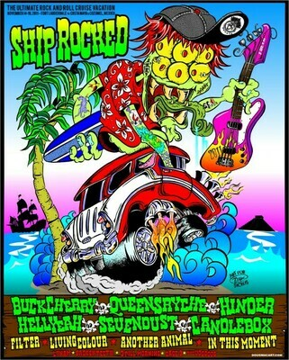 Shiprocked Poster 14
