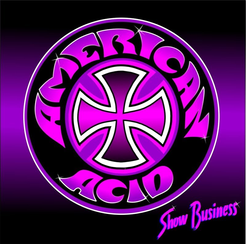 American Acid NEW CD 6 Songs