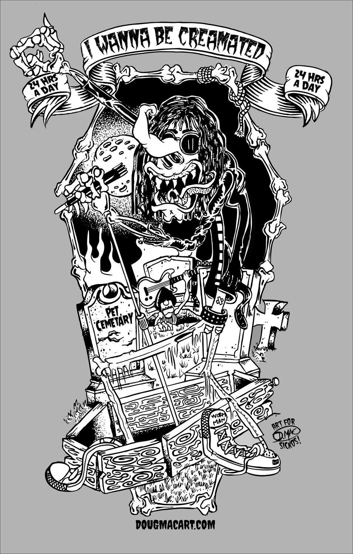 Dead Rock Star T-Shirts
