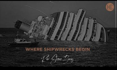 Where Shipwrecks Begin - Evangelist Shane Burns